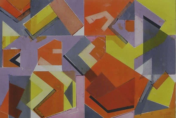 Untitled Coloured Shapes