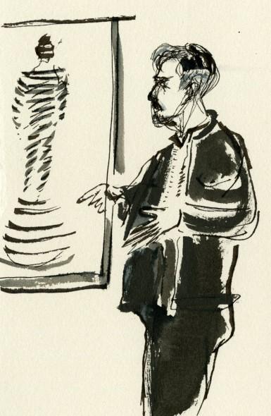 David Mach Lecture