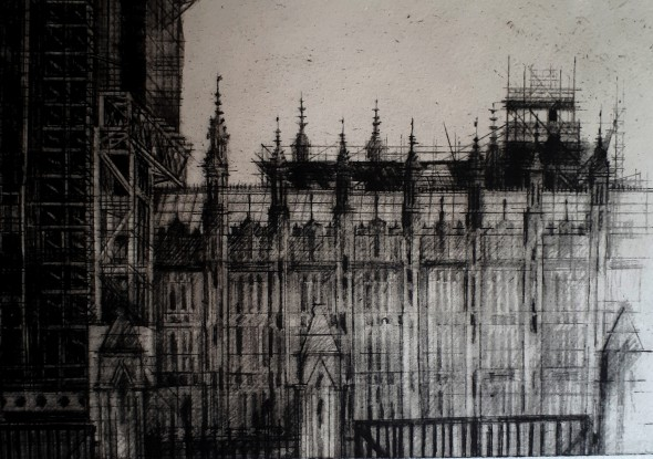 Renovation - Palace of Westminster 2