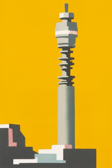 Telecom Yellow