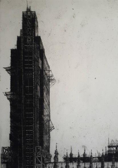 Renovation - Palace of Westminster 1