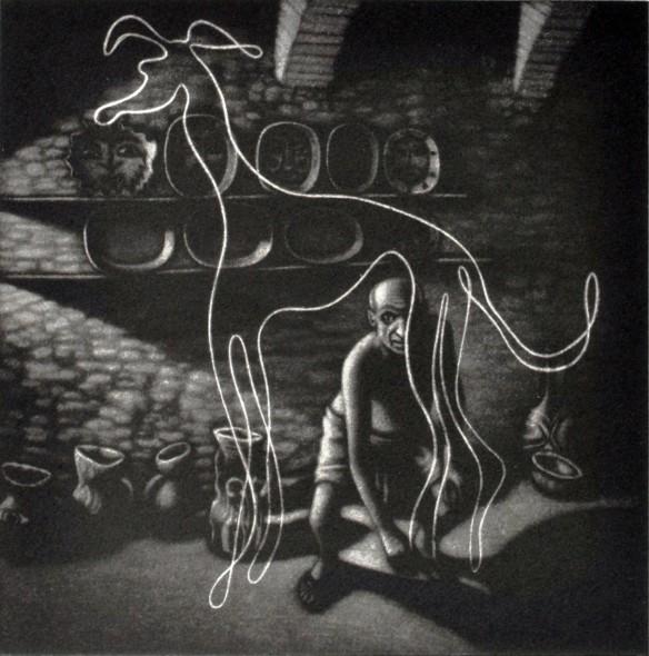 Picasso's Dog I