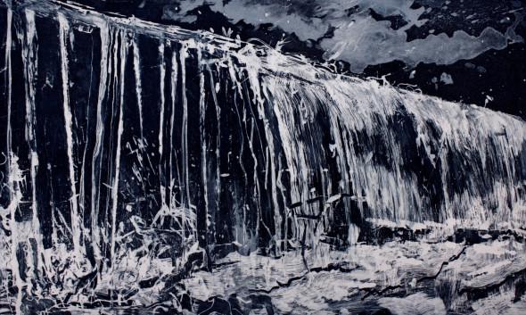 Upper Dwili Falls
