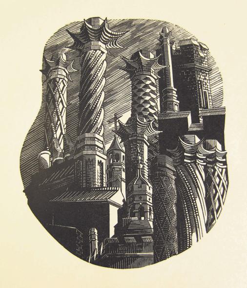 Towers & Tudor Chimneys