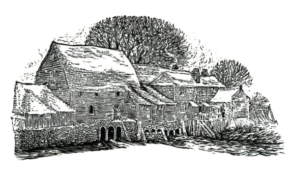 The Old Tidal Mill