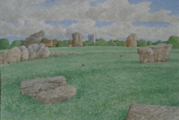 Church & Stone, Stanton Drew