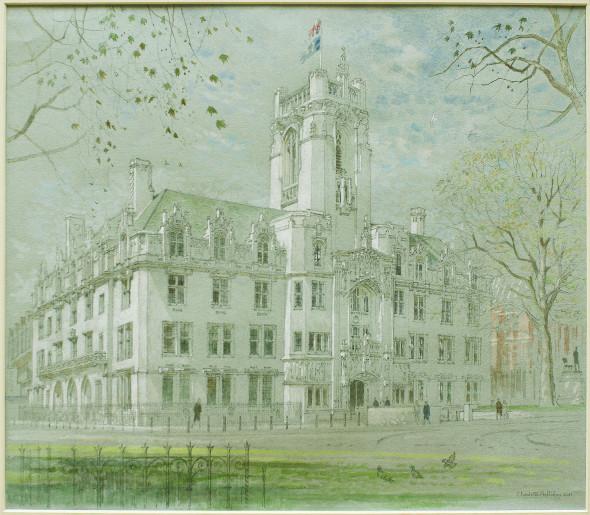 The Supreme Court, Parliament Square