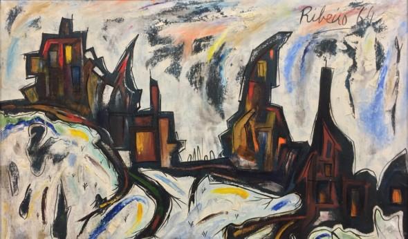 Untitled (White Landscape), 1964