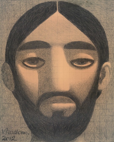 Victor Newsome, Head of Jesus, 2012