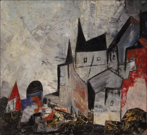 Lancelot Ribeiro, Untitled, c. 1965