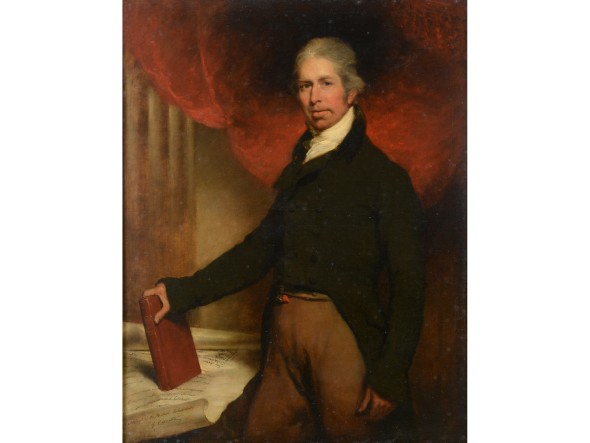 Arthur William Devis, Portrait of Sir John Shore Bt. 1st Lord Teignmouth (1751-1834), c.1800