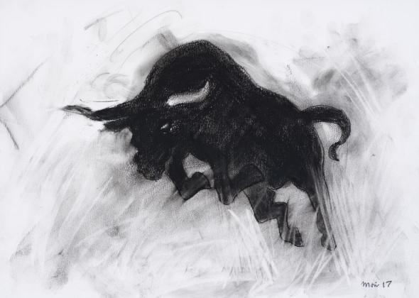 Jim Moir, Bull III, 2017