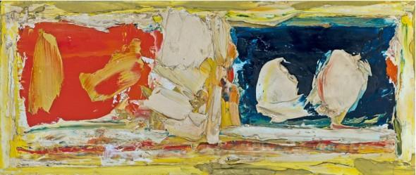 Sayed Haider Raza, Untitled, 1965