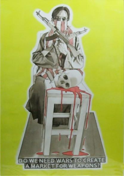 T V Santosh, Untitled, 2012