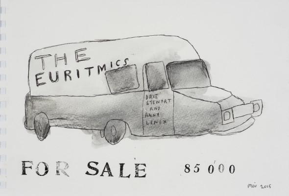 Jim Moir, Euritmics, 2015
