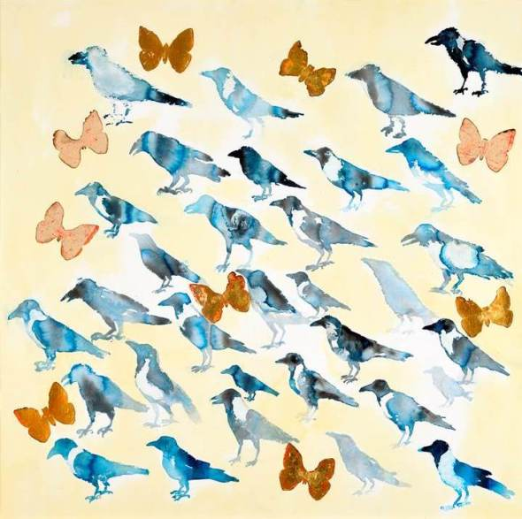 Angeli Sowani, Flight V, 2015