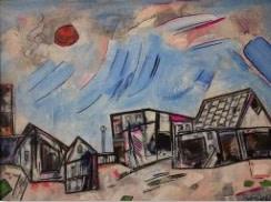 Lancelot Ribeiro, A Patch of Sky, 1965