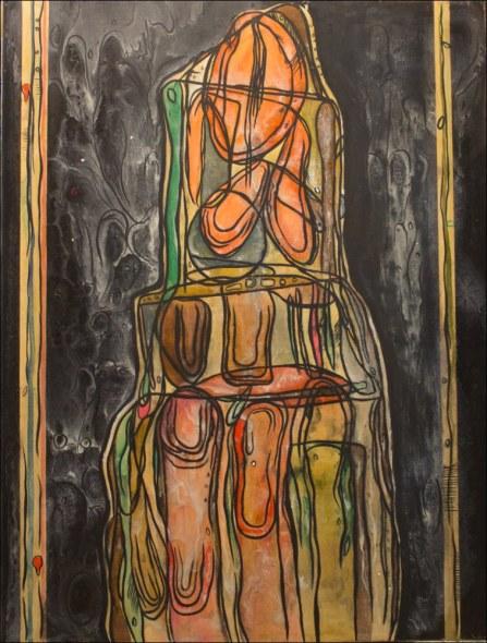 Lancelot Ribeiro, Untitled, c. 1966