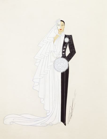 Romain de Tirtoff dit Erté, Costume, 1937