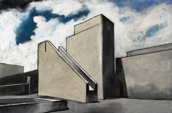 Jim Moir, London Brutalist, 2017