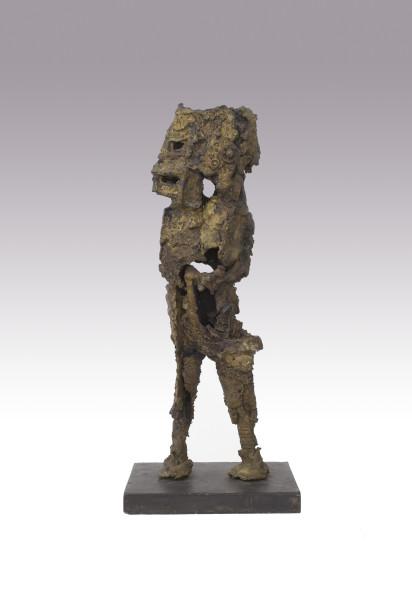 Eduardo Paolozzi, Robot, c. 1956