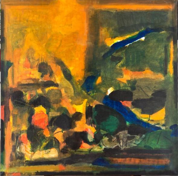 Paysage, 1970