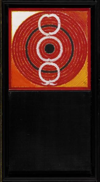 Sayed Haider Raza, Bindu Diptyque, 1992