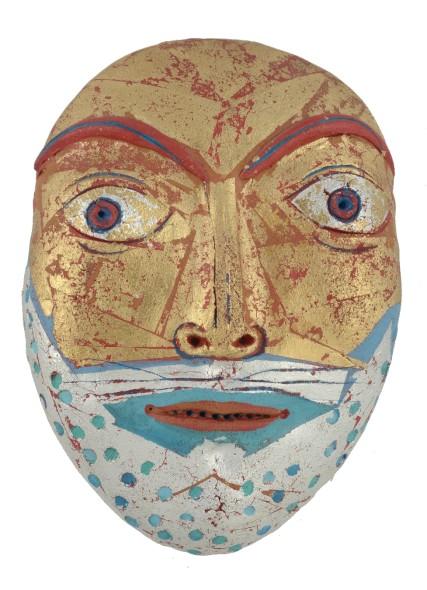 Dhruva Mistry, Mask V, 1985