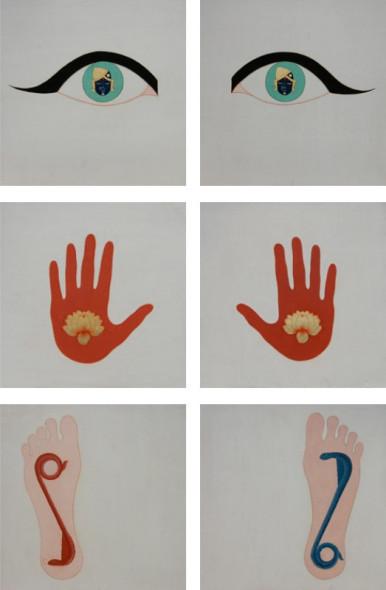 Olivia Fraser, Cosmic Body, 2010