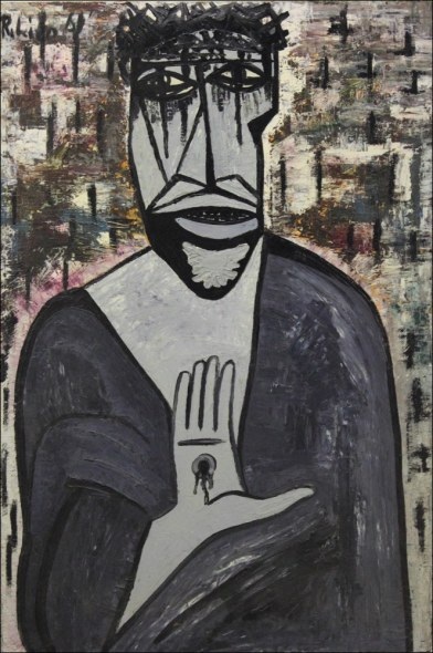 Lancelot Ribeiro, Christ, 1961