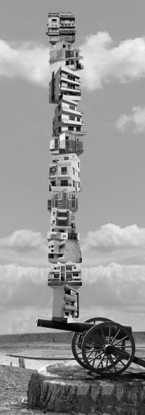 Gigi Scaria, Puzzled yet Undaunted, 2012