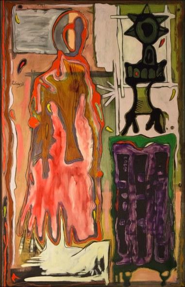 Lancelot Ribeiro, The Offering, 1966