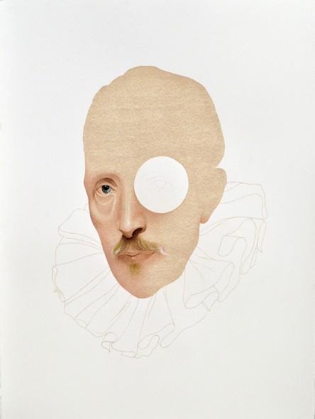 Irfan Hasan, Cornelis Van Der Geest, After Anthony Van Dyck, 2014
