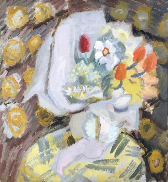 <span class=%22title%22>A Wrap of Spring Flowers<span class=%22title_comma%22>, </span></span><span class=%22year%22>c 1930</span>