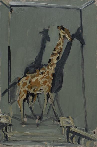 <span class=%22title%22>Giraffe, Musée L'Histoire Naturelle, La Rochelle<span class=%22title_comma%22>, </span></span><span class=%22year%22>2019</span>