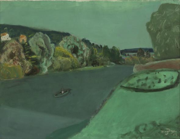 <span class=%22title%22>Paysage avec une rivière (Landscape with a River)<span class=%22title_comma%22>, </span></span><span class=%22year%22>1956</span>