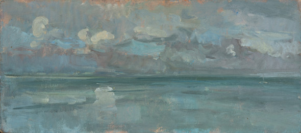 <span class=%22title%22>Reflected Skyscape, Studland<span class=%22title_comma%22>, </span></span><span class=%22year%22>2005</span>