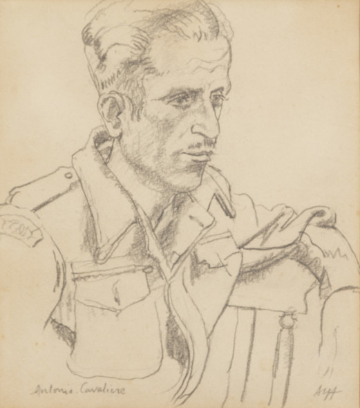 <span class=%22title%22>Study for a Portrait of Antonio Cavaliere<span class=%22title_comma%22>, </span></span><span class=%22year%22>c 1944</span>