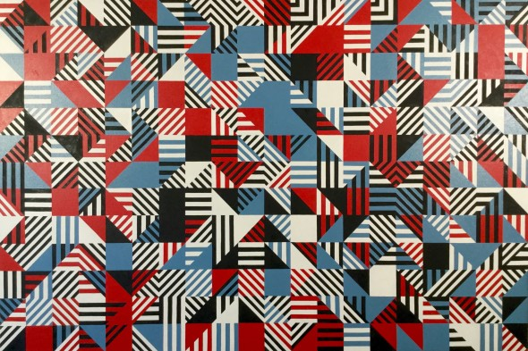 <span class=%22title%22>Untitled (Red, Blue, Black)</span>
