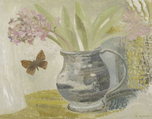 <span class=%22title%22>Pewter Goblet and Meadow Brown</span>