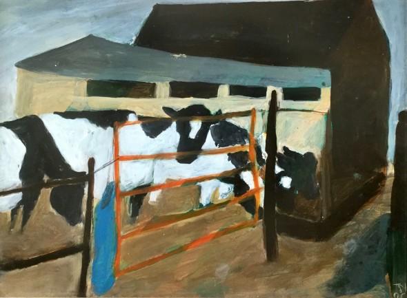<span class=%22title%22>Untitled (Cows on a Farm)<span class=%22title_comma%22>, </span></span><span class=%22year%22>1990</span>