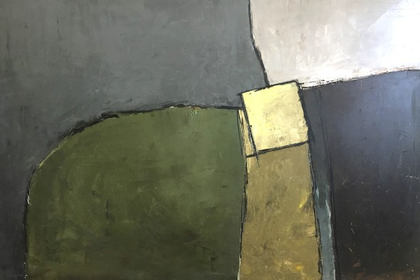<span class=%22title%22>Abstract Composition III (545)<span class=%22title_comma%22>, </span></span><span class=%22year%22>c 1961</span>