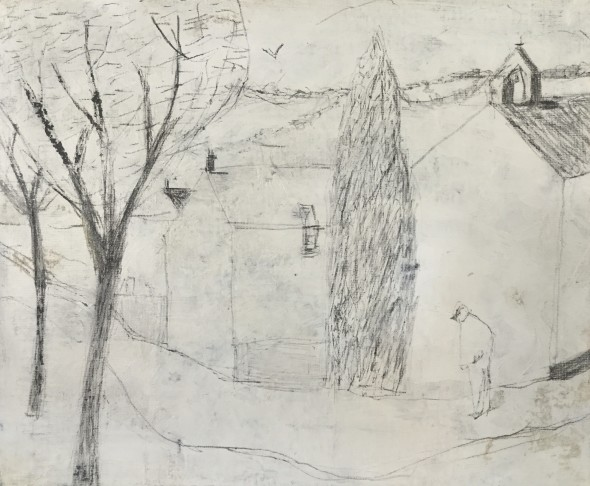 <span class=%22title%22>Cypress Tree, Chapel and Figure<span class=%22title_comma%22>, </span></span><span class=%22year%22>2020</span>
