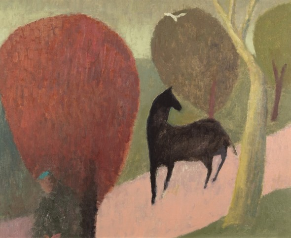 <span class=%22title%22>Horse on a Path<span class=%22title_comma%22>, </span></span><span class=%22year%22>2019</span>
