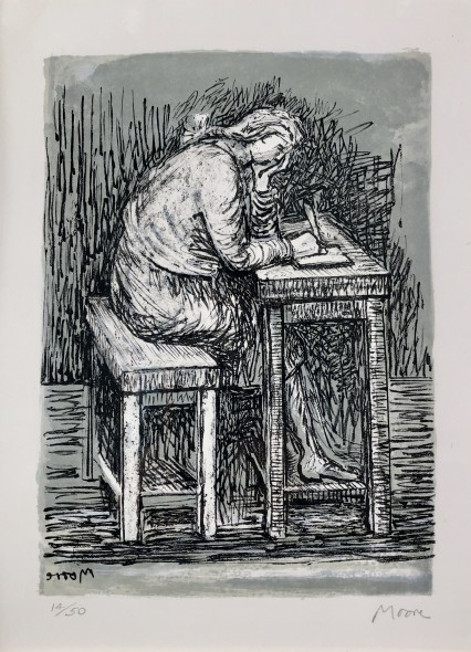 <span class=%22title%22>Girl Seated at a Desk VII<span class=%22title_comma%22>, </span></span><span class=%22year%22>1974</span>