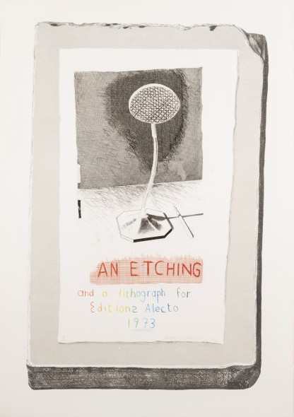 <span class=%22title%22>An etching and a lithograph for Editions Alecto<span class=%22title_comma%22>, </span></span><span class=%22year%22>1973</span>