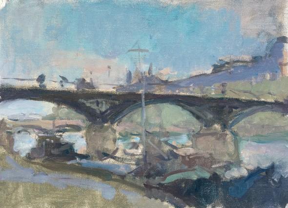 <span class=%22title%22>Pont des Arts, Paris</span>