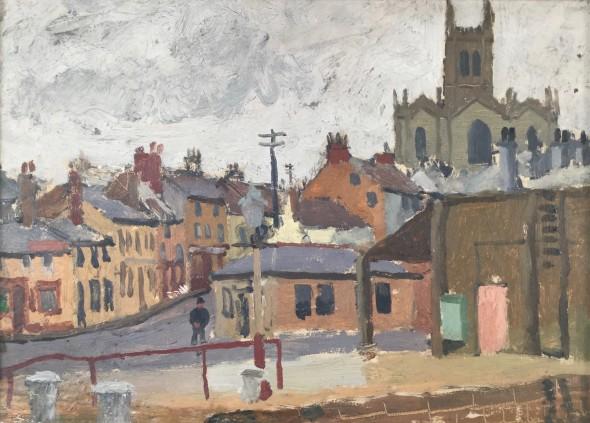 <span class=%22title%22>St Newlyn East Parish Church, Cornwall<span class=%22title_comma%22>, </span></span><span class=%22year%22>c 1930s</span>