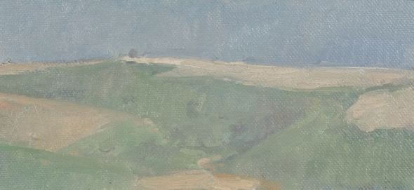 <span class=%22title%22>Distant View of Win Green, Dorset</span>