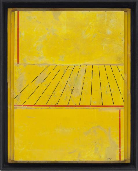 Randall Reid, On Deck